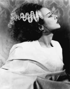 Bride of Frankstein #1