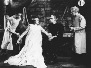 Bride of Frankenstein #4