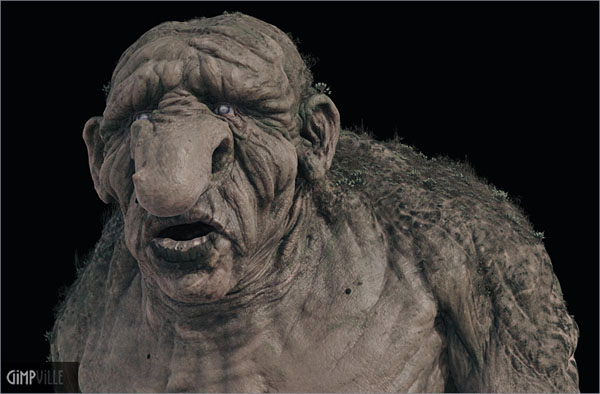 For purposes of public safety, a troll may (or may not look like this)
